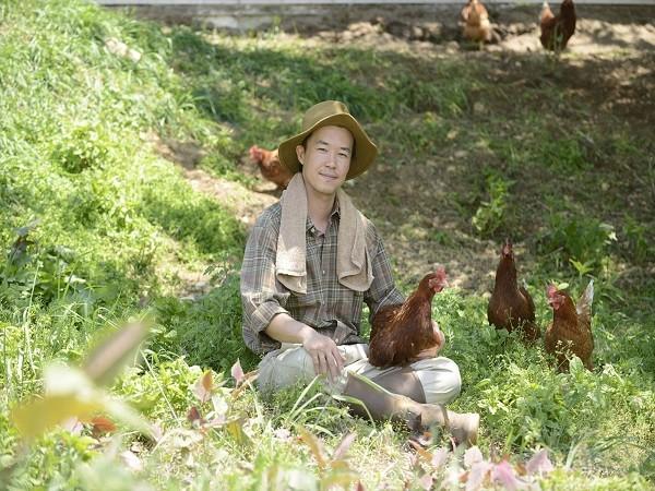 (有)黒富士農場 代表取締役 向山 洋平さん