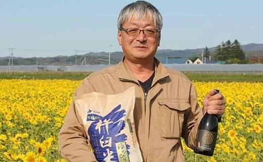 生産者|きなうすファーム 篠田勝さん