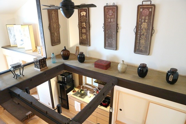 江戸時代の薬屋の趣残しすぎとちゃう?