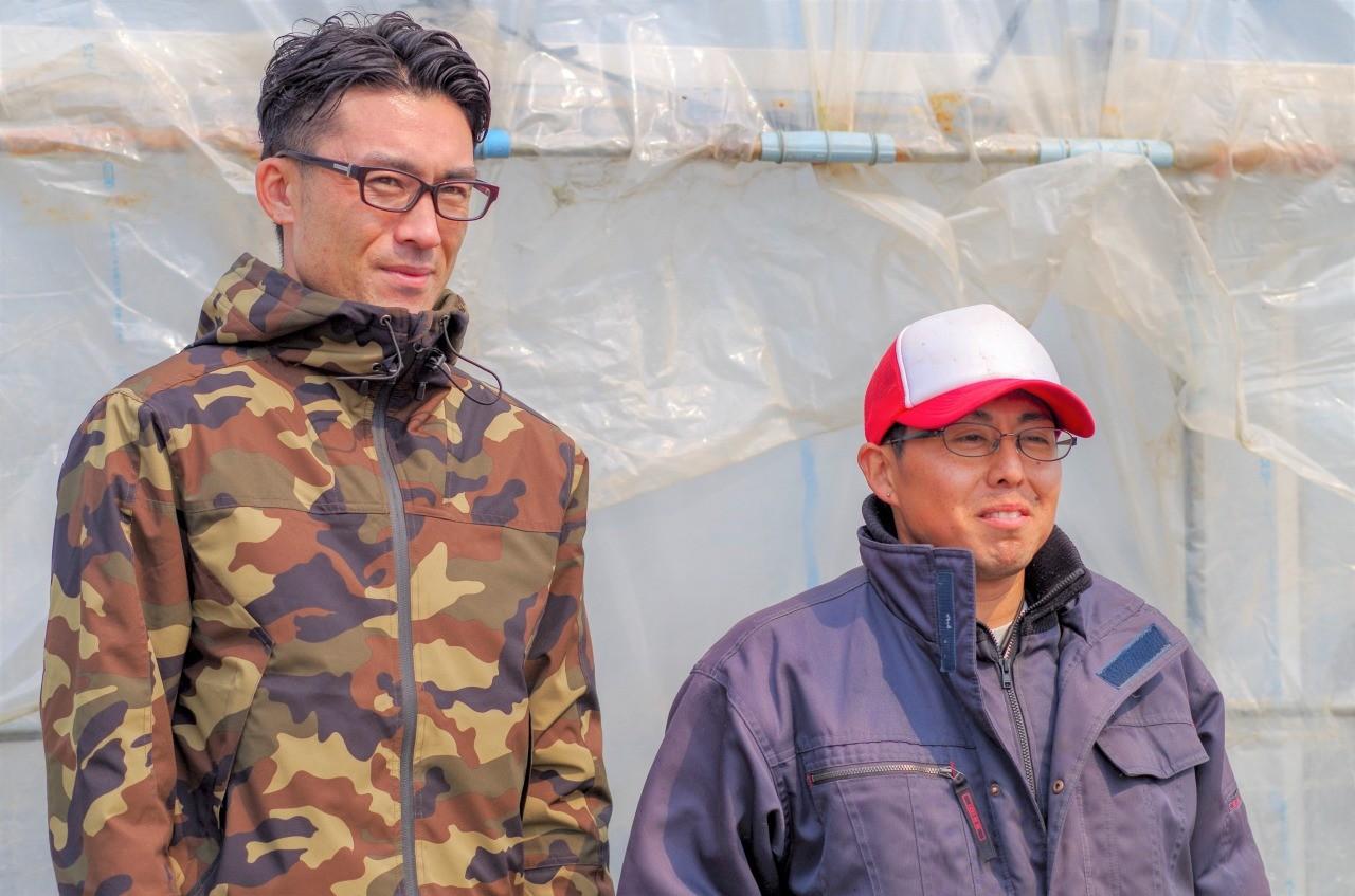 JAそらち南アスパラ部会 部会長 堀田淳一さん