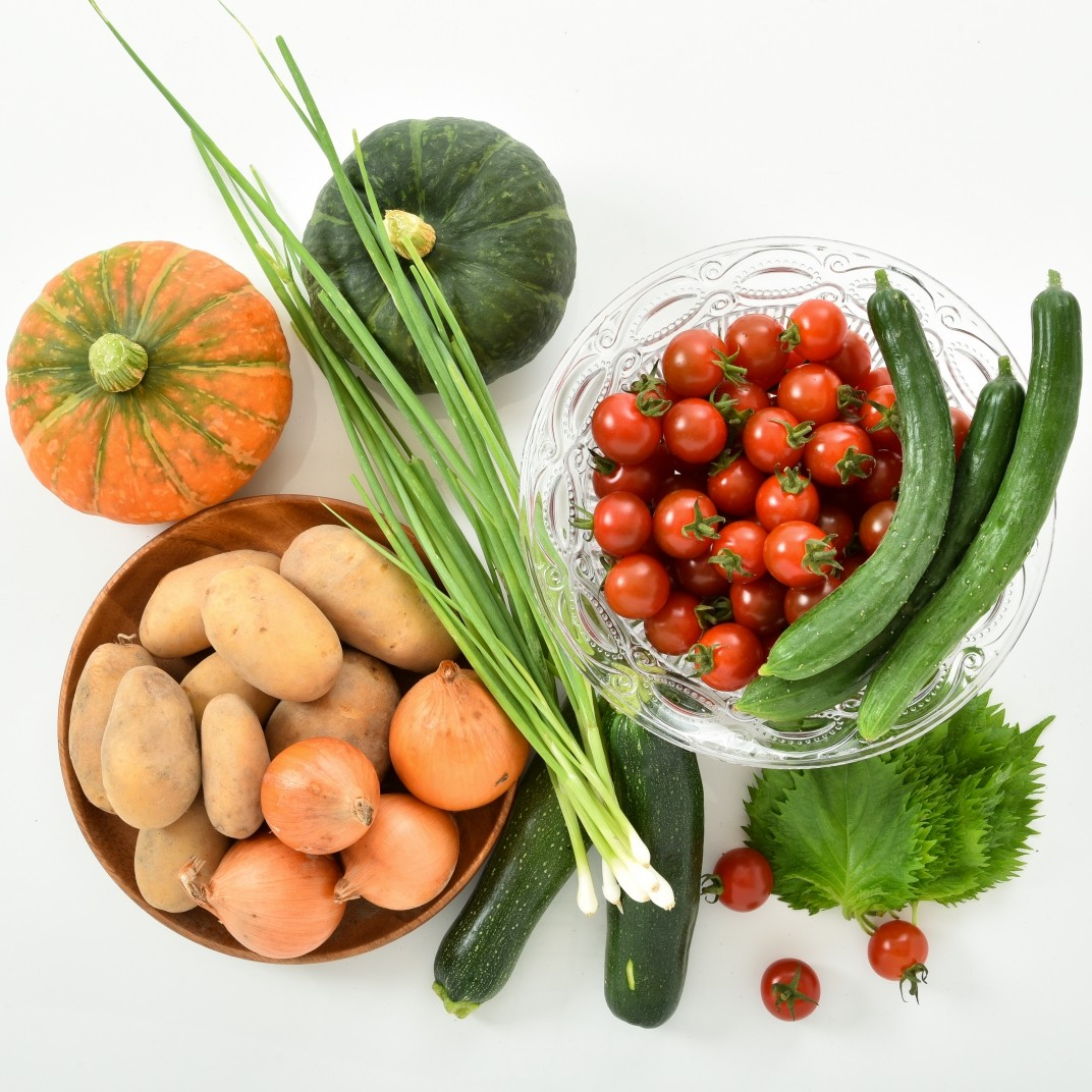 季節の旬の野菜をお届けします!