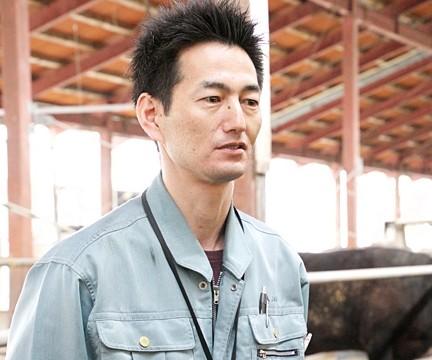JA島根雲南地区本部畜産課 小田川さん