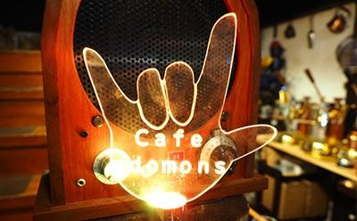 cafe edomons(珈琲道 えどもんず)