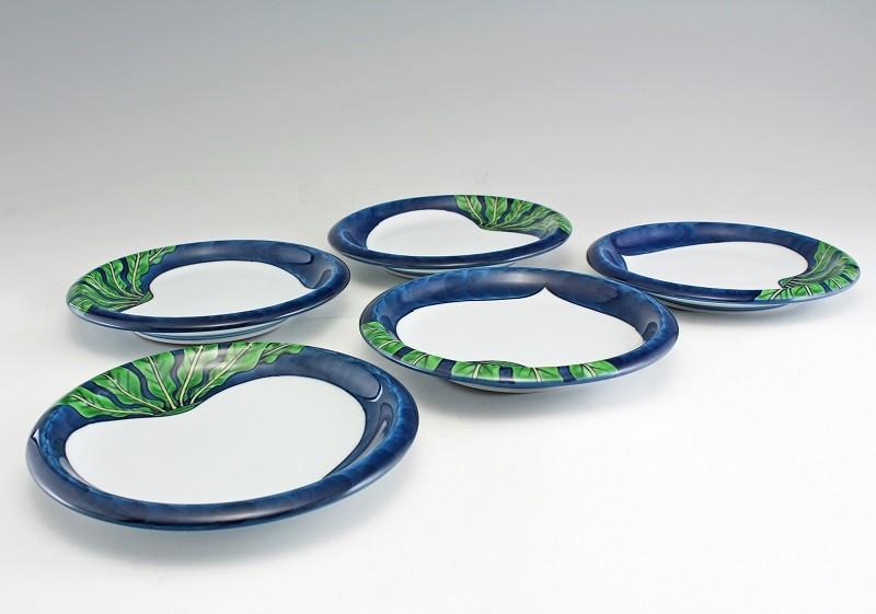 銘々皿(5枚)