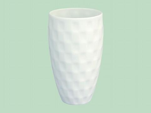 チェックレリーフカップ
