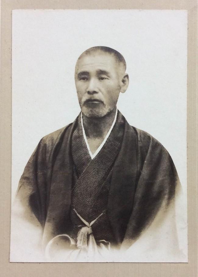 隠居処 初代創設者 伊藤五右ヱ門