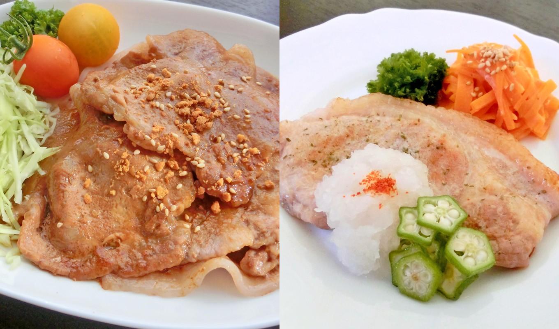 赤身と脂のバランスが良く、驚くほど柔らかい肉質を持った豚肉です。