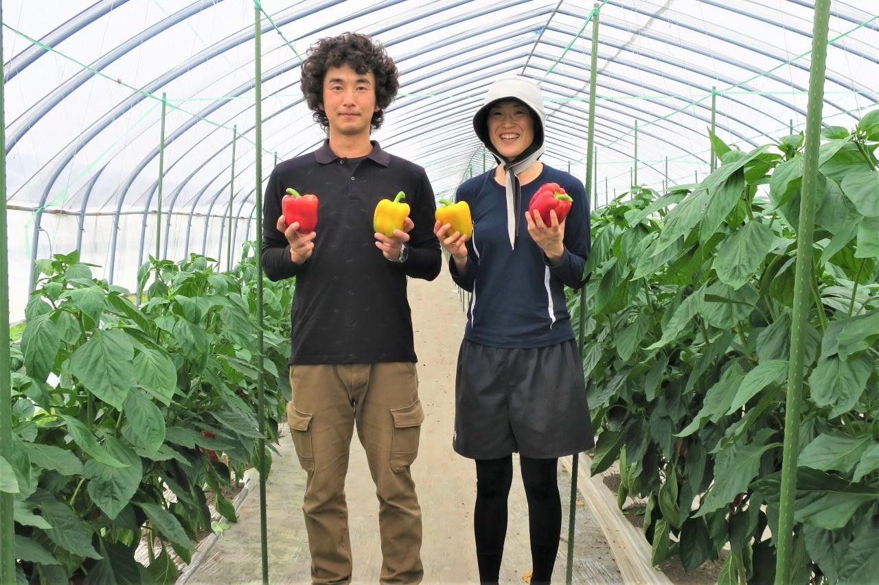 夫婦で新規就農