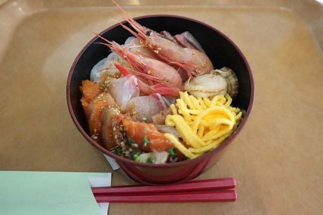 阿部オリジナル海鮮丼