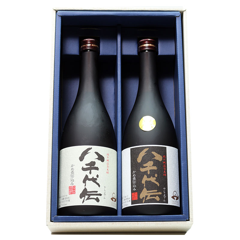 A1-2501/八千代伝酒造セット