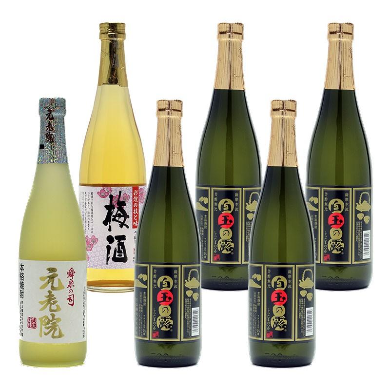 B2-2513/白玉醸造 小瓶 6本セット