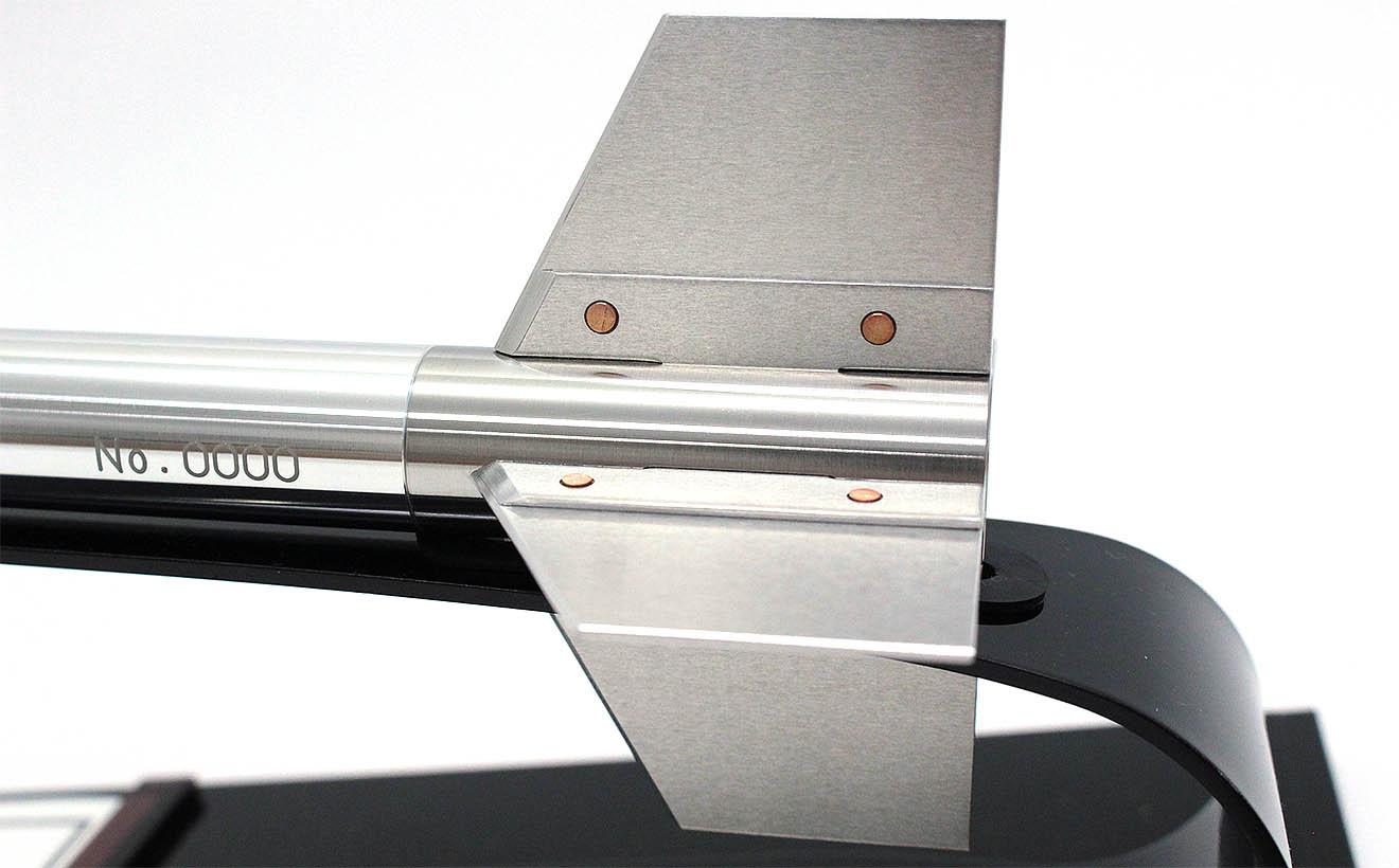 尾翼部は 実験にもっともよく用いられた Full-30S の形式
