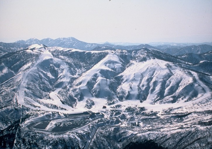 日本有数の雪質を誇る夏油高原スキー場