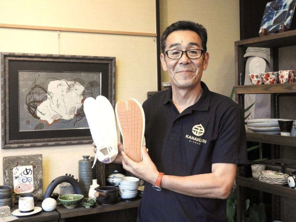 kome&craft こめ屋 籾田武志さん