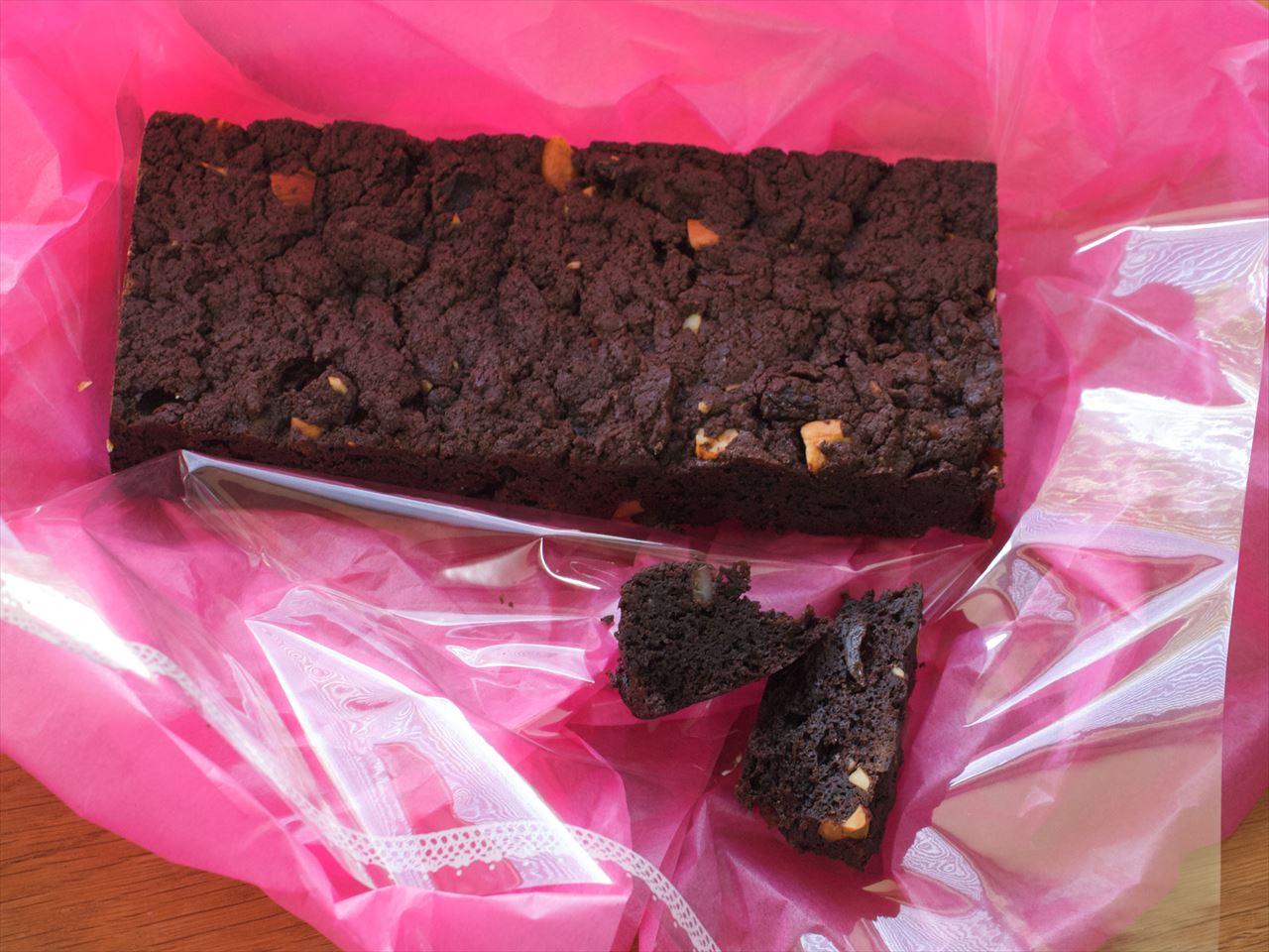 MERLE ベジ・ショコラチーズケーキ