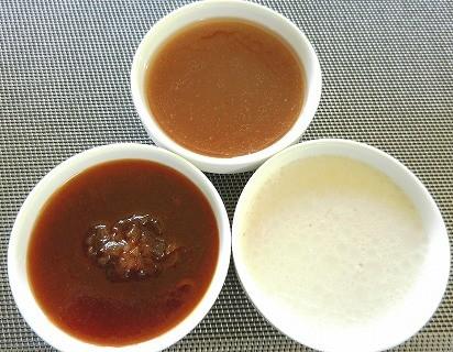 煮込みタレはサンマ煮詰汁と白湯でコク出し