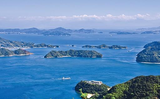 船で渡る広島県の離島、大崎上島(おおさきかみじま)