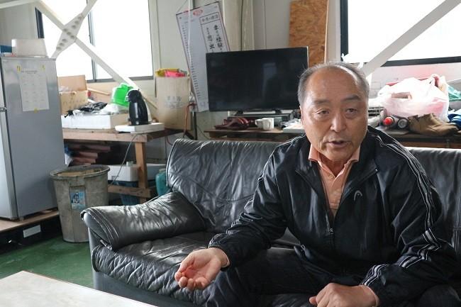 代表取締役 五島精一さん
