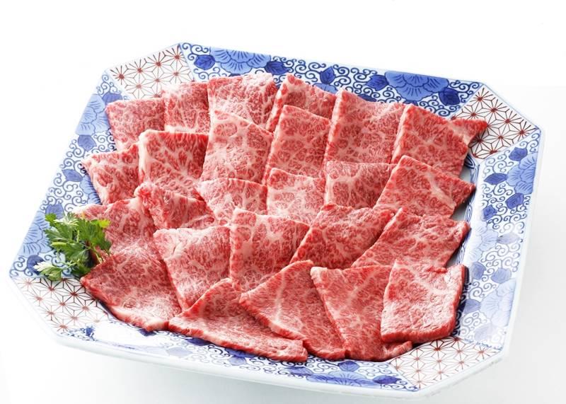 伊万里牛ロース焼肉600g