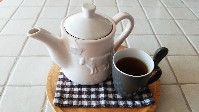 菊芋の助・お茶