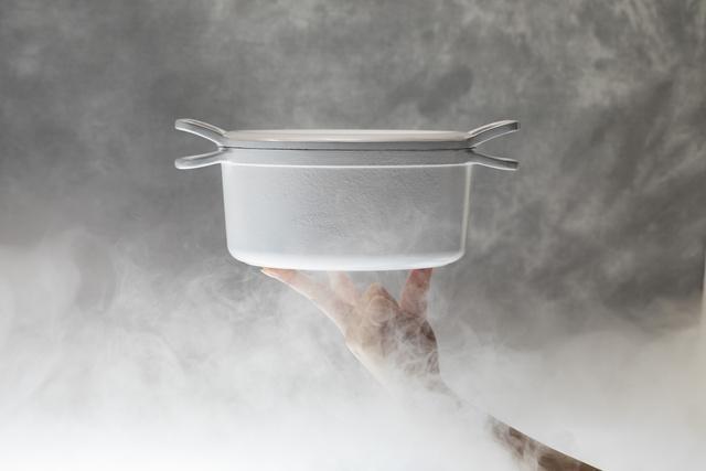 誰でもこの鍋一つで色んな料理が失敗せず美味しく作れます。