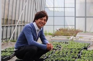 有限会社トム代表取締役 八澤豊幸さん