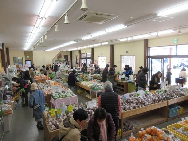 地場産品販売所