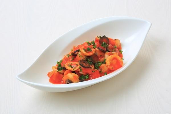 スパゲッティペスカトーレ(ハーフサイズ)