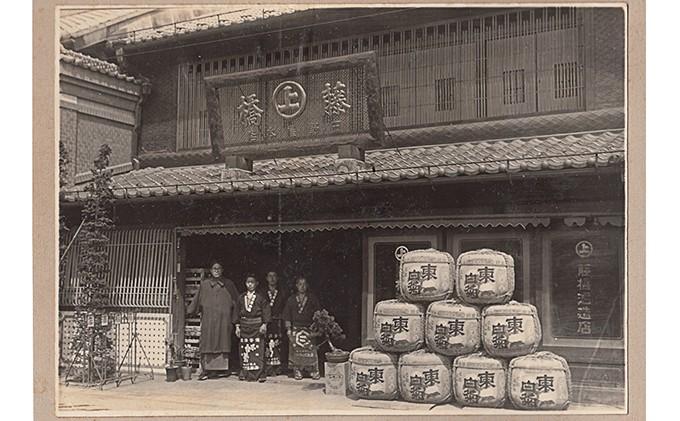 昭和初期店舗建替時