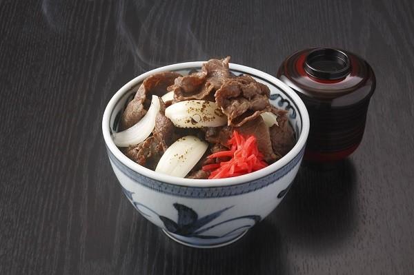 和牛の牛丼(プラス500円)