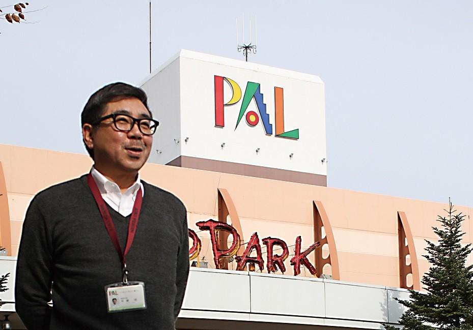 江釣子ショッピングセンター・パル 平藤次長