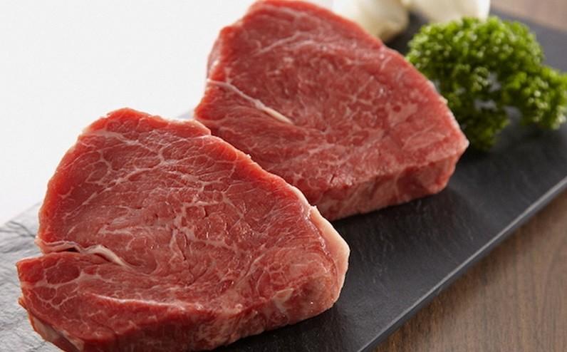 【6月】豊後牛A4ランク以上モモステーキ「頂」100g×4枚