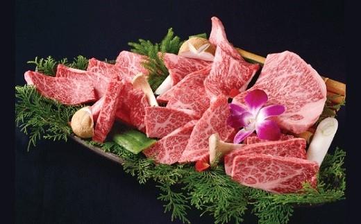 松阪牛焼肉6種 ※写真は2人前となります