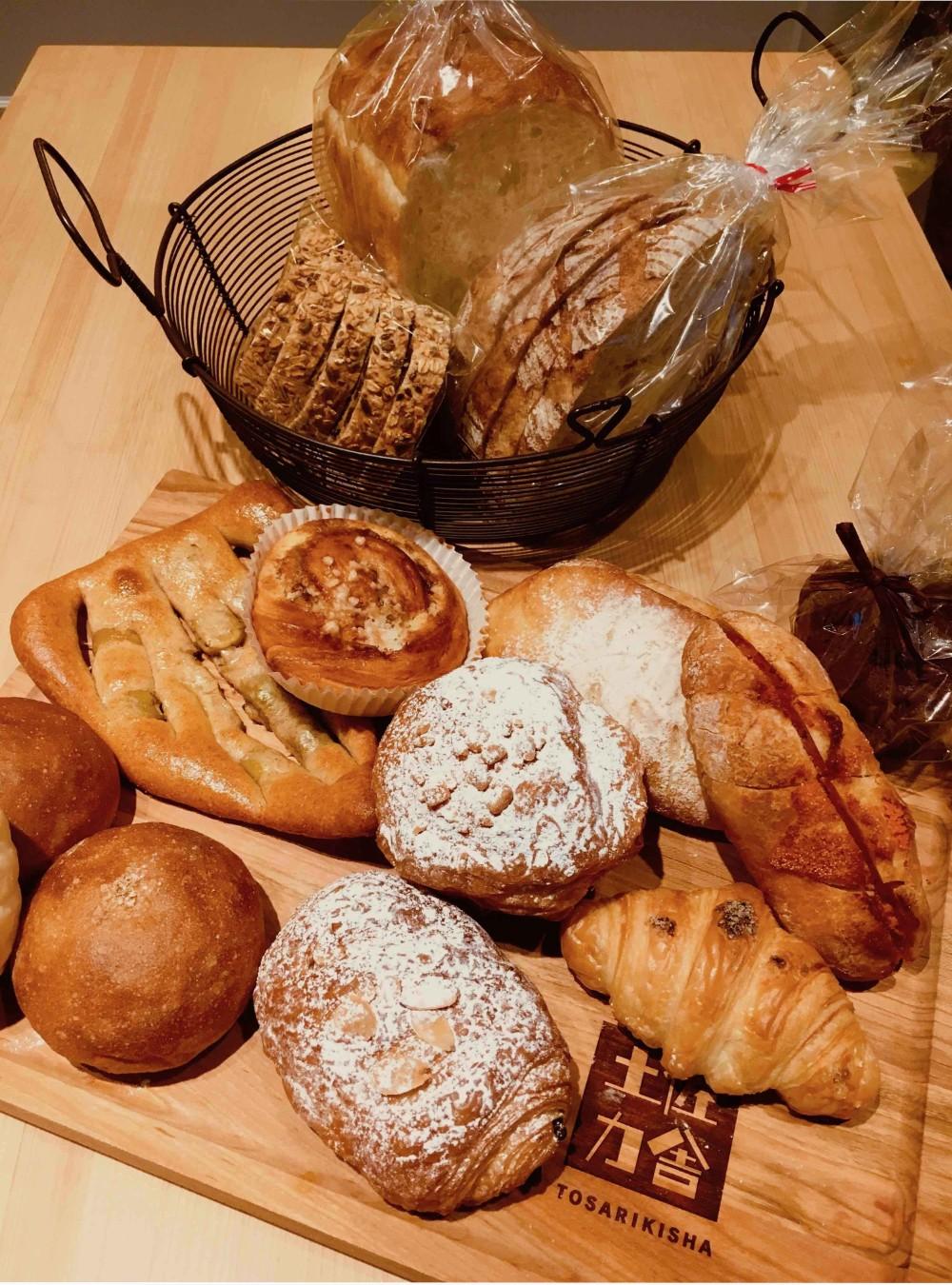 土佐力舎スタッフおすすめパン6種類以上詰め合わせ