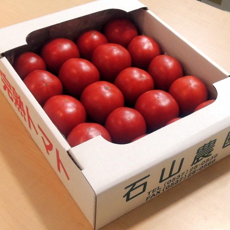 漫画「美味しんぼ」で取り上られたトマトです!