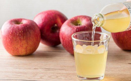 旬のりんごを丸ごと飲むような美味しさです!