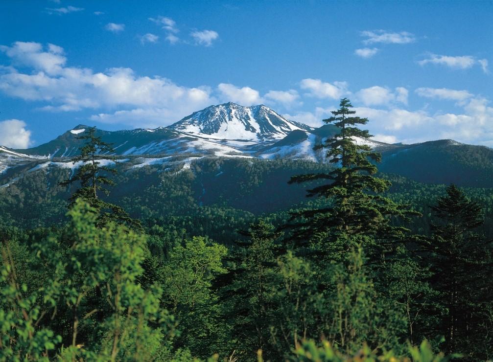 日本百名山の一つ『トムラウシ山』