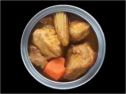 北海道産新得地鶏の種鶏肉スープカレー