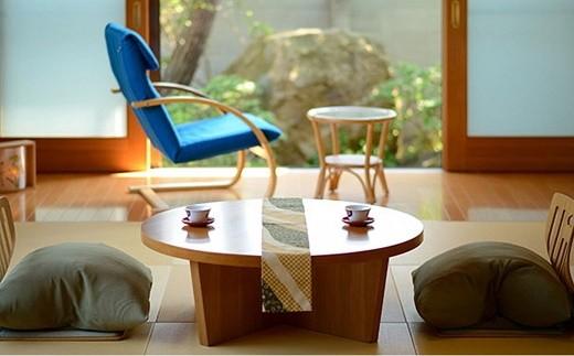 心地よいおもてなしと静寂の時間に包まれるプライベートな空間