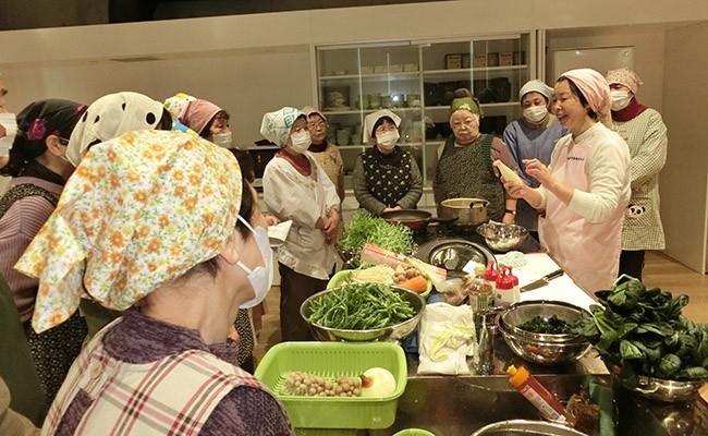 出張スマートクラブ 料理教室