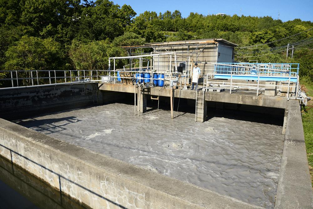 排水処理施設