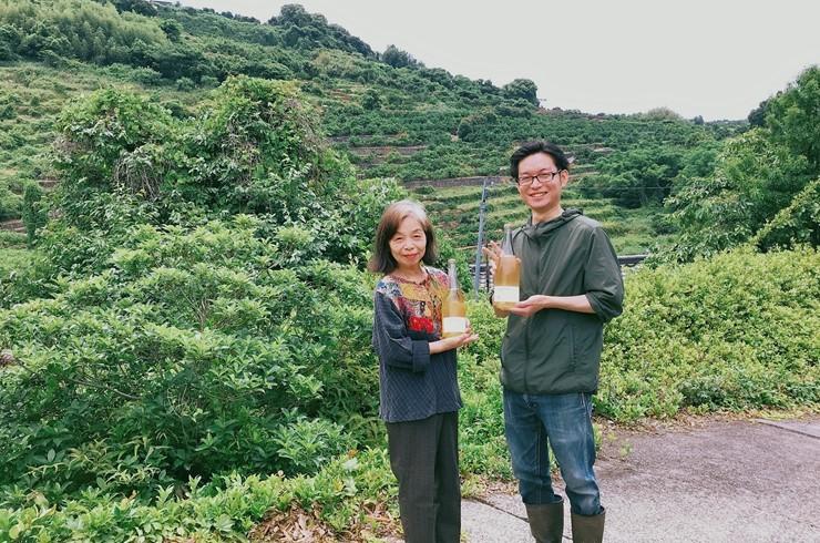 ぶさいくワインの生産者「右田柑橘」さんへ取材に行ってきました!
