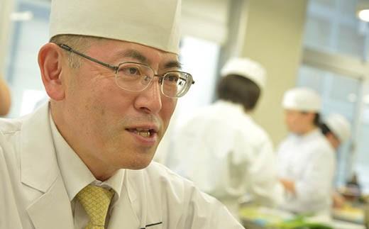 相可高校調理クラブ顧問 村林さん