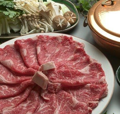 熟成肉ローススライスすき焼き用