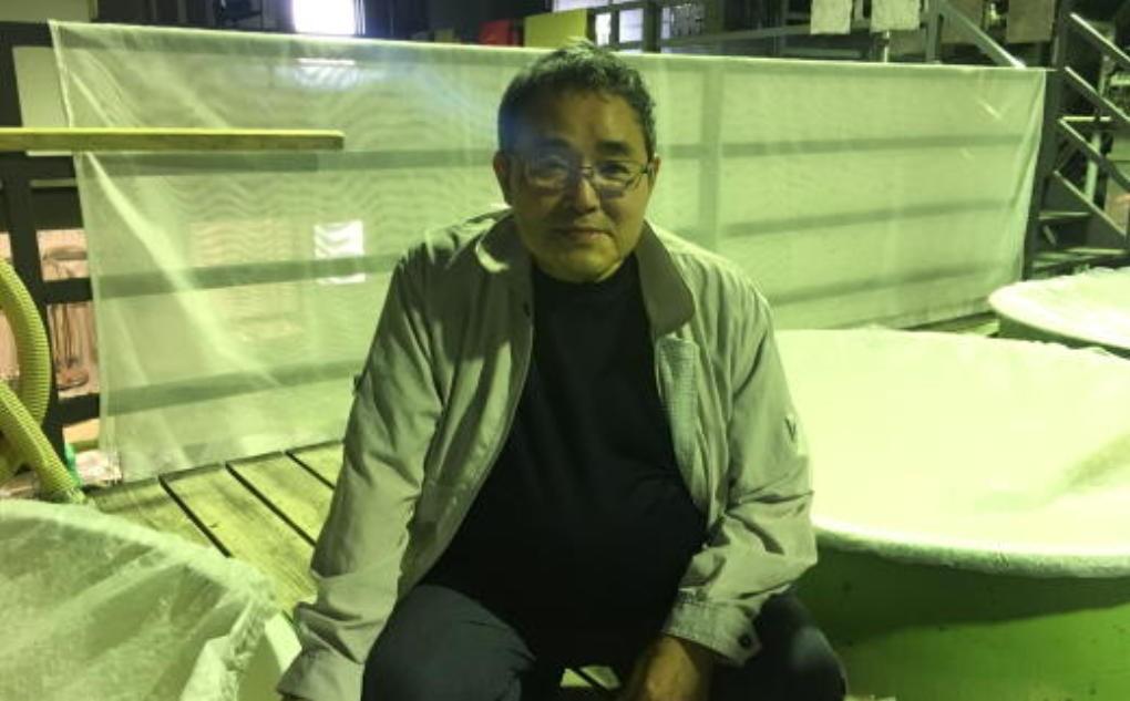 中俣酒造株式会社 大山さん