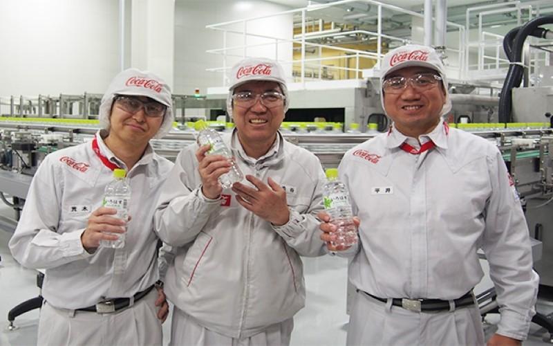 生産者:コカ・コーラボトラーズジャパン株式会社