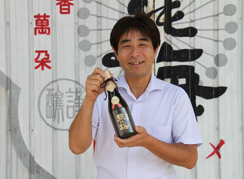 高木酒造株式会社 5代目 高木直之