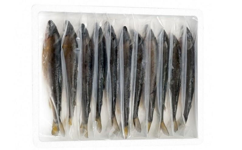 グリルまたはフライパンで焼くだけで、おいしい鮎の塩焼きが楽しめます!