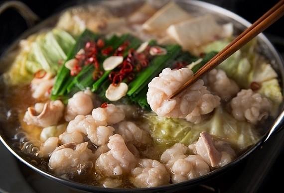 博多もつ鍋(味噌味)(2~3人分)