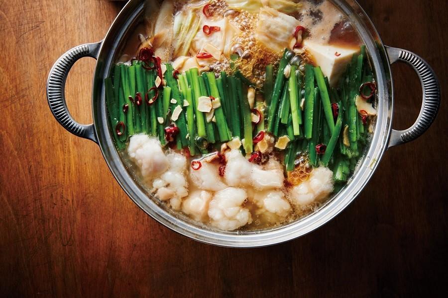 博多もつ鍋(醤油味)(2~3人分)